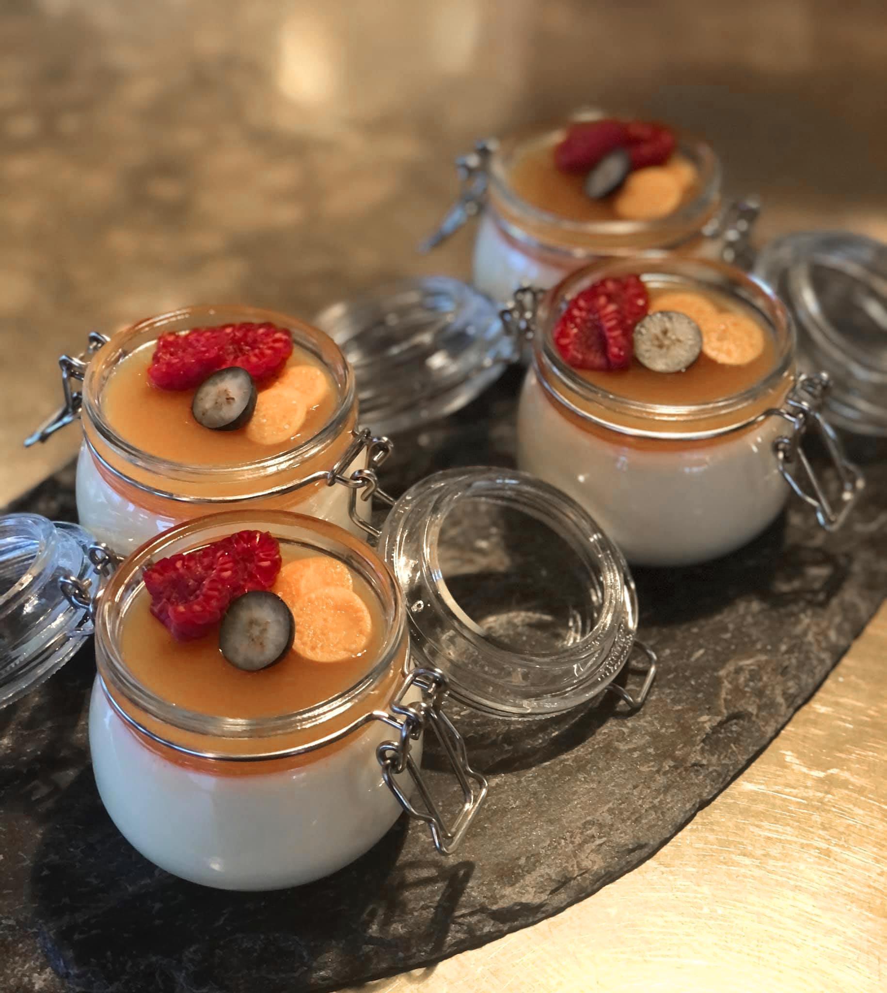 perleporten café & bar dessert